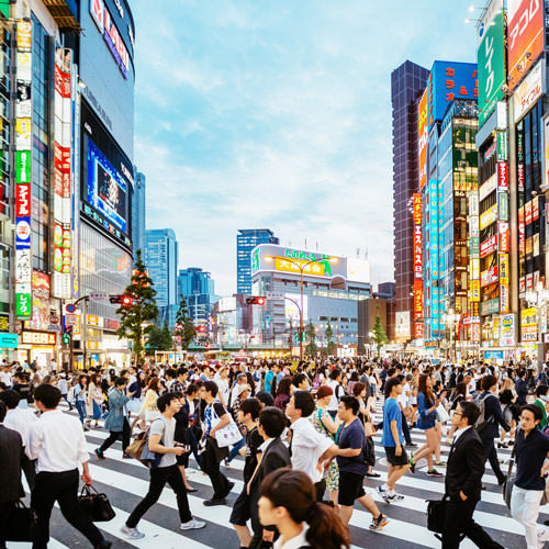 Postcard from Japan – Communicating in an Era of Great Change