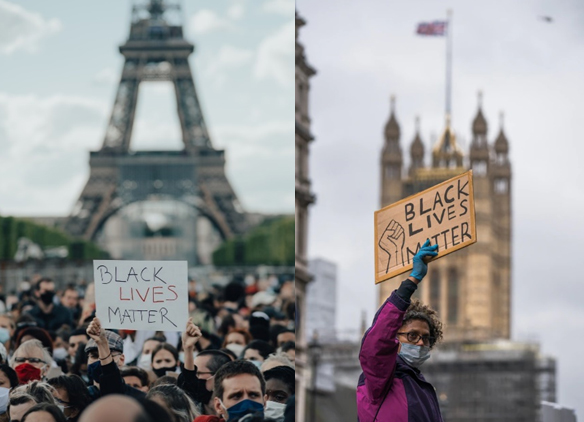 Black History Month UK: How Europe Responded to the Black Lives Matter Movement