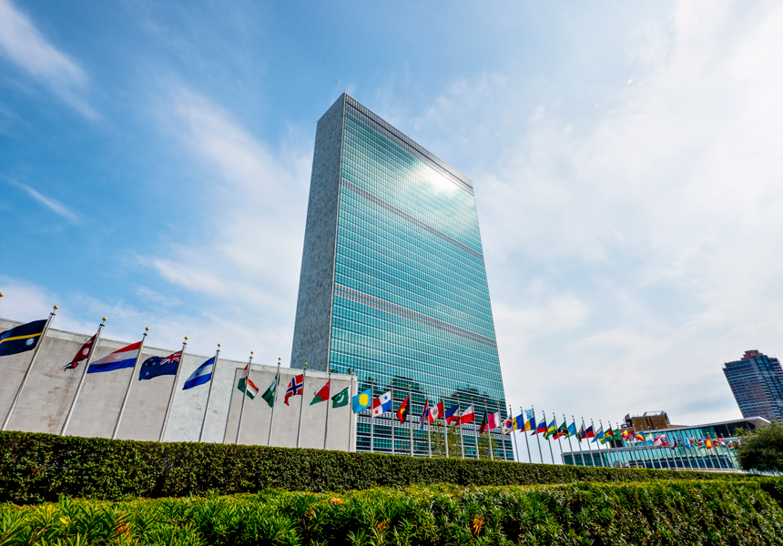 Just Add UN: The Call for Institutional Leadership