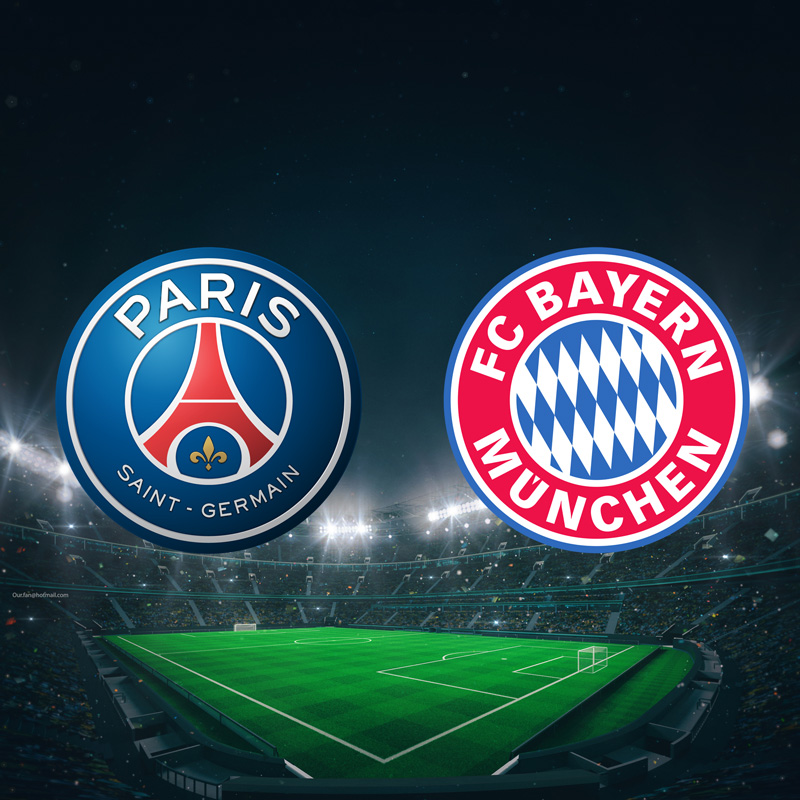 PSG vs. Bayern Final: Who Scored Big With Fans Online