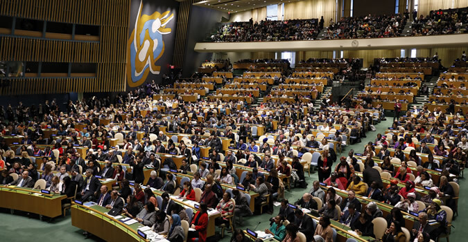 Perspectives From the 2019 UN Women's Summit