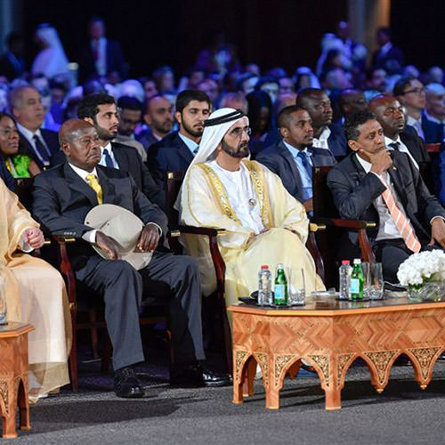 Highlights from the Africa Global Business Forum in Dubai