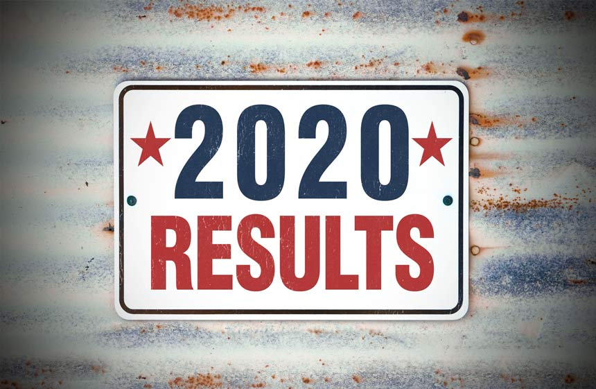 US 2020 Election Update – The Evening After
